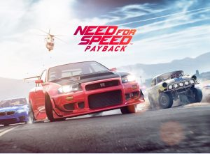 EA Reveals New Action Driving Fantasy with Need for Speed Payback