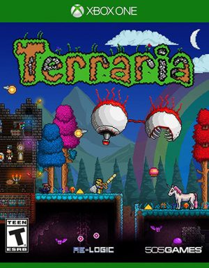Terraria-game-300x386 Top 6 Video Games with Krampus [Best Recommendations]