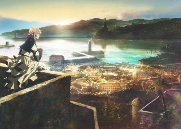 Violet-Evergarden Top 10 Best Fantasy Anime of the 2010s [Best Recommendations]