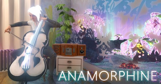 anamorph-560x293 Play Anamorphine at the E3 Week MIX 2017!