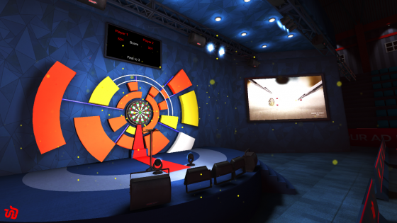 dartsvr-560x315 Darts VR Delivers the Ultimate Virtual Reality Darts Party Experience to HTC and Oculus Touch!