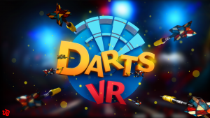 Darts VR Delivers the Ultimate Virtual Reality Darts Party Experience to HTC and Oculus Touch!