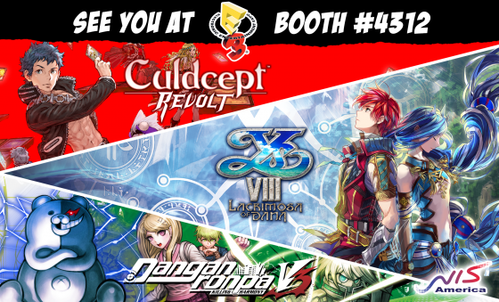 e3nis-560x339 Join NIS America at E3! Various Titles Showcased!