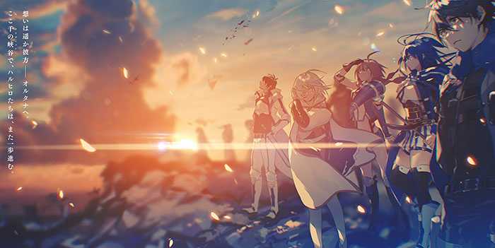 hai-to-gensou-no-grimgar-Wallpaper-1 Top 10 Most Underrated Anime [Updated Recommendations]