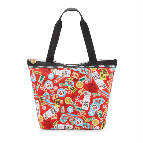 lesportsac LeSportsac and Super Mario Power up for a New Travel Collection!