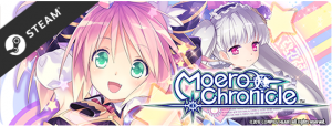 moero Moero Chronicle Hits Steam August 16 with Deluxe Edition!