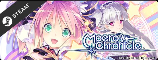 moero Moero Chronicle Brings the Moe to Steam this Summer 2017!