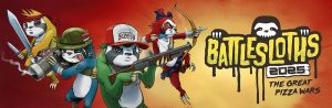 Battlesloths 2025: The Great Pizza Wars Available Now on Steam!