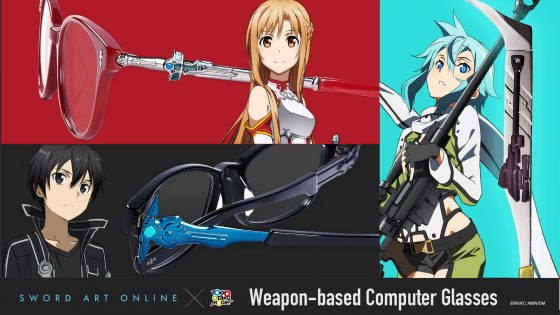 sao_glass_pro_top-560x315 Look Stylish with Glasses Based on SAO Weapons!