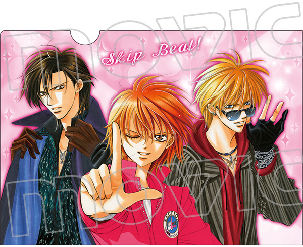 skip-beat-manga-wallpaper Top 10 Delightful Skip Beat! Manga Characters