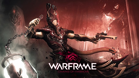smallHarrow-KeyArt_Logo_1080p Warframe Launches New Harrow Warframe, Graphic Overhaul and More!