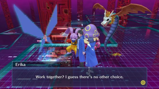 territorybattle08-560x315 New Characters and Gameplay System Revealed for Digimon Story Cyber Sleuth: Hacker's Memory