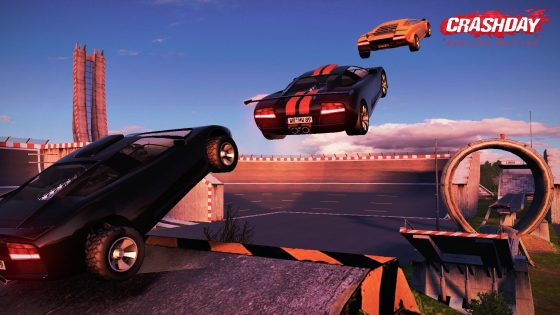 crashday-1-560x315 Fresh New Screenshots Race Your Way Care of 2Tainment for Crashday: Redline Edition!