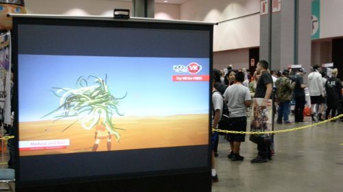 Anime-Expo-2017-VR-Matsuri-TOP-700x364 Japan Character VR Matsuri Field Report at Anime Expo 2017 - Bringing Death Note, One Piece, Puzzles and Horror to VR!