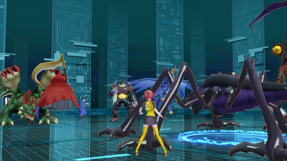 Online_Room-560x315 New Characters + Battle Modes Revealed for Digimon Story Cyber Sleuth: Hacker's Memory