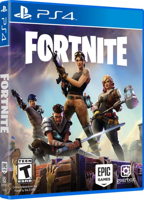 Fortnite - PlayStation 4 [Game Review]