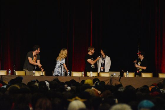 DSC_0685-560x373 RWBY Anime Expo Panel Official Report & Photographs Released