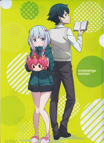 Eromanga-sensei-Wallpaper-688x500 Eromanga Sensei Review – Cute Artists & Writers Everywhere!