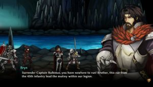 Fallen Legion: Flames of Rebellion - PlayStation Vita Review
