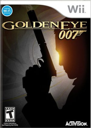 James-Bond-007-GoldenEye-game-300x421 6 Games Like GoldenEye 007 [Recommendations]