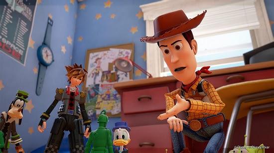 kingdomH3-560x289 KINGDOM HEARTS III Goes To Infinity and Beyond! Toy Story Makes its Appearance!