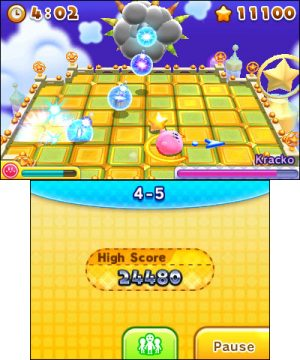 Kirby's Blowout Blast Game Review - Nintendo 3DS