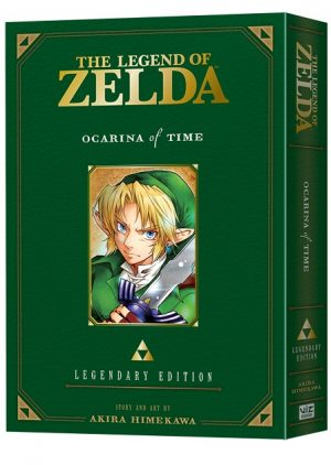 THE LEGEND OF ZELDA Manga Creators Announced For 2017 New York Comic Con!