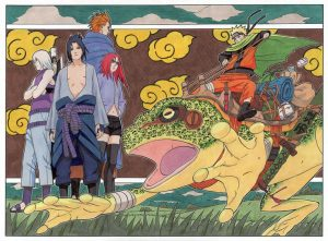 Top 10 Ninja Manga [Best Recommendations]