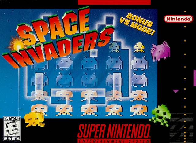 Space-Invaders-game Should Video Games Be Considered Art?