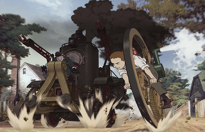 Steamboy-wallpaper Top 10 Historical Anime Movies [Best Recommendations]