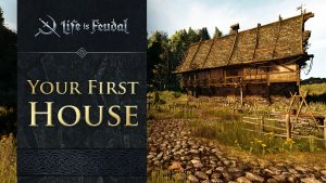 "lifeisfeud1 Trailer | Life is Feudal: MMO ""Infographic Tale of Closed Beta 4"""