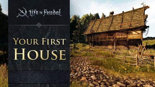 Life Is Feudal How T O Build Your First House