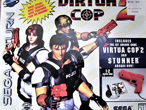 Virtua-Cop-2-game Top Games by Yu Suzuki [Best Recommendations]