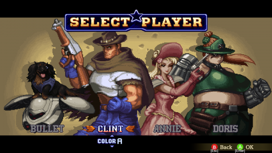 WGR_Logo-521x500 Retro Western Shooter Wild Guns Reloaded Launches on Steam!