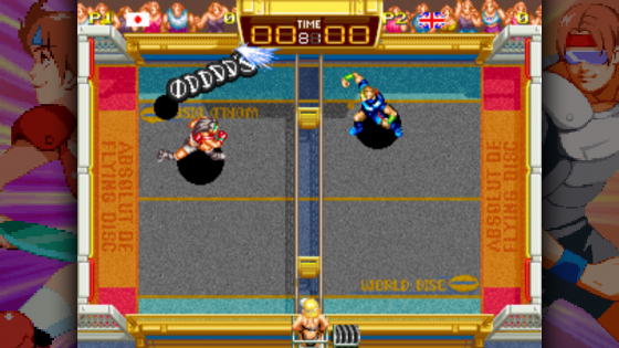 icon-560x251 Windjammers Brings Classic Disc-Flinging Action to PlayStation 4, PS Vita on August 29th