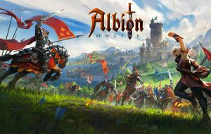 Fantasy MMO Albion Online Available NOW on PC, Mac, and Linux!