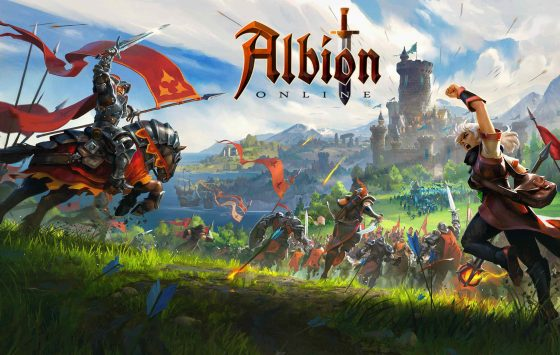 albionlive-560x355 Fantasy MMO Albion Online Available NOW on PC, Mac, and Linux!