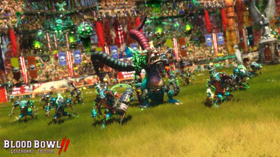 bloodbowl-560x280 Blood Bowl 2: Legendary Edition Coming in September - New Races Unveiled, Pre-orders Open on Steam