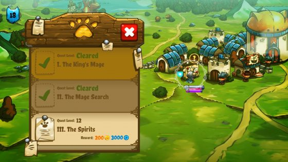 drakoth-560x315 Discover the World of Felingard in CAT QUEST!