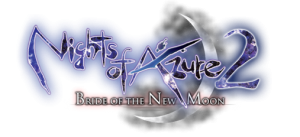 Nights of Azure 2: Bride of the New Moon Officially Announced! Details Inside!