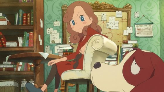 laytons-mystery-journey-560x315 LEVEL-5 Unveils LAYTON'S MYSTERY JOURNEY, Available July 20 for Mobile Devices!