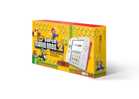 mario3ds Summer's Heating up with all the Nintendo 3DS Family of Systems!