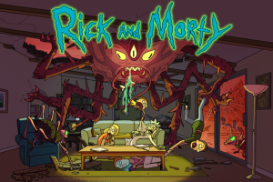 moveordierickcapture-560x321 Celebrate The Rick & Morty Season Finale With Move Or Die