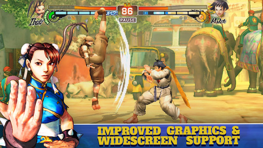 screen520x924 Street Fighter IV: Champion Edition Now Available for iOS!