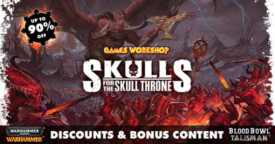 skulls-560x293 Skulls for the Skull Throne! Focus Home Interactive and Games Workshop Bring Huge Steam Discounts