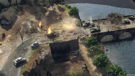 sudden-560x200 World Premier PlayStation 4 Footage Revealed for Sudden Strike 4!