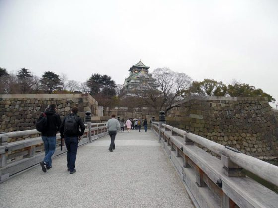 1-Osaka-Castle-Capture-667x500 [Anime Culture Monday] Honey's Anime Hot Spot - Osaka Castle