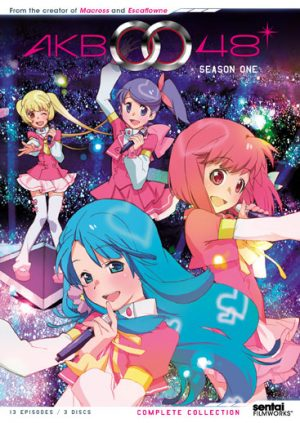 LapisRe-Lights-dvd-300x422 6 Anime Like Lapis Re:LiGHTs [Recommendations]