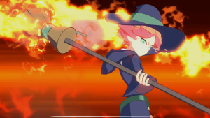 New Little Witch Academia: Chamber of Time Trailer Unveils New Characters + More!