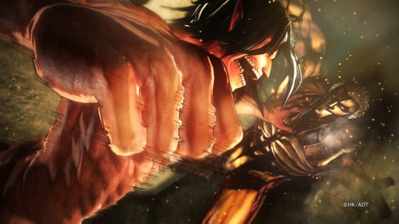 AOT2-560x154 KOEI TECMO America Unveils Colossal Sequel for the Hugely Successful 'ATTACK ON TITAN' Game!